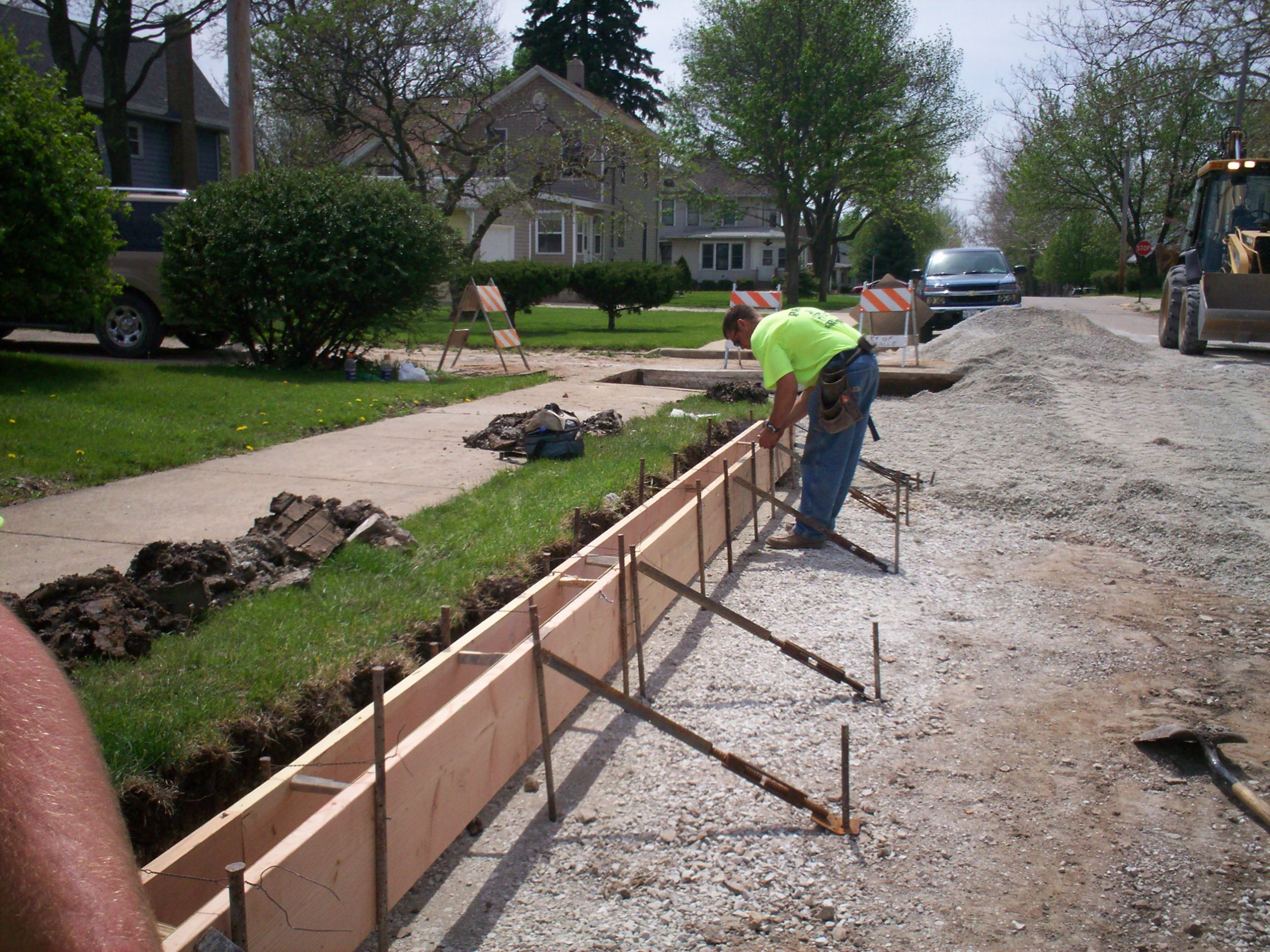 Curb Installation – Get Easy And Helpful Curb Installation Contractors