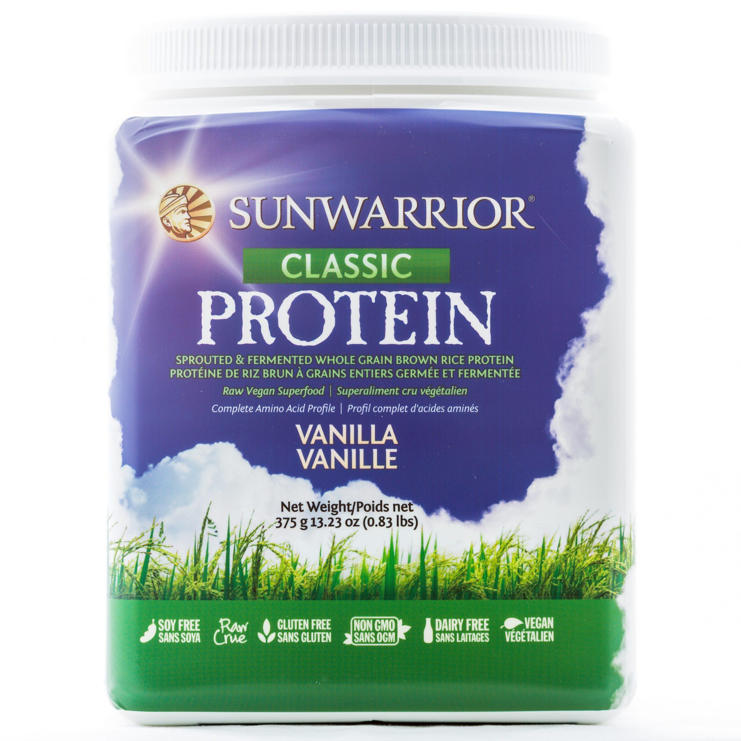 Sun Warrior Rice Protein Powder – Know about the powder