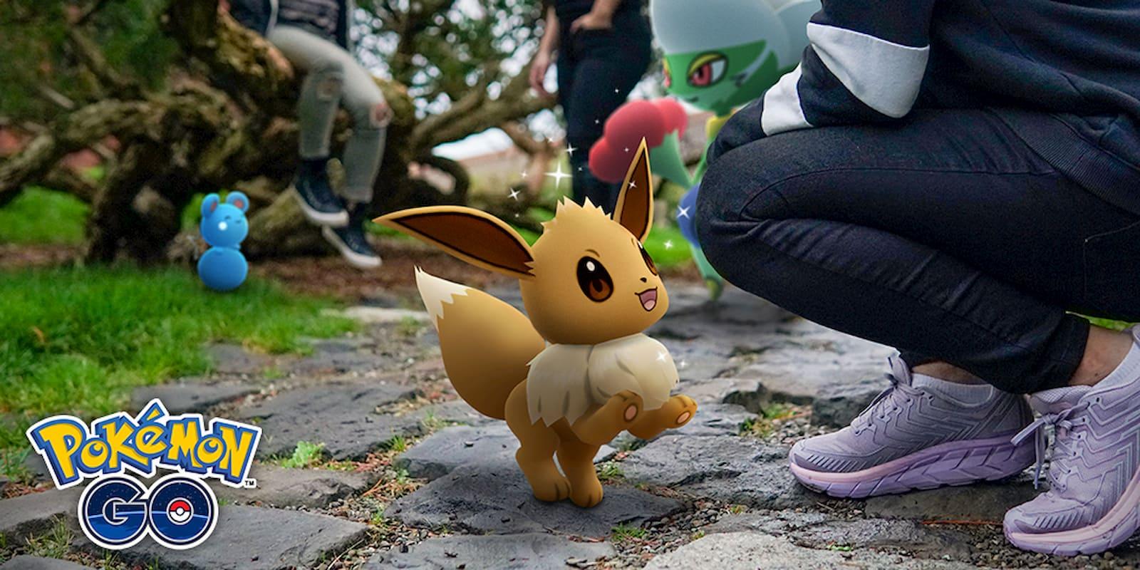 Pokemon Go Fest- Order Merchandise