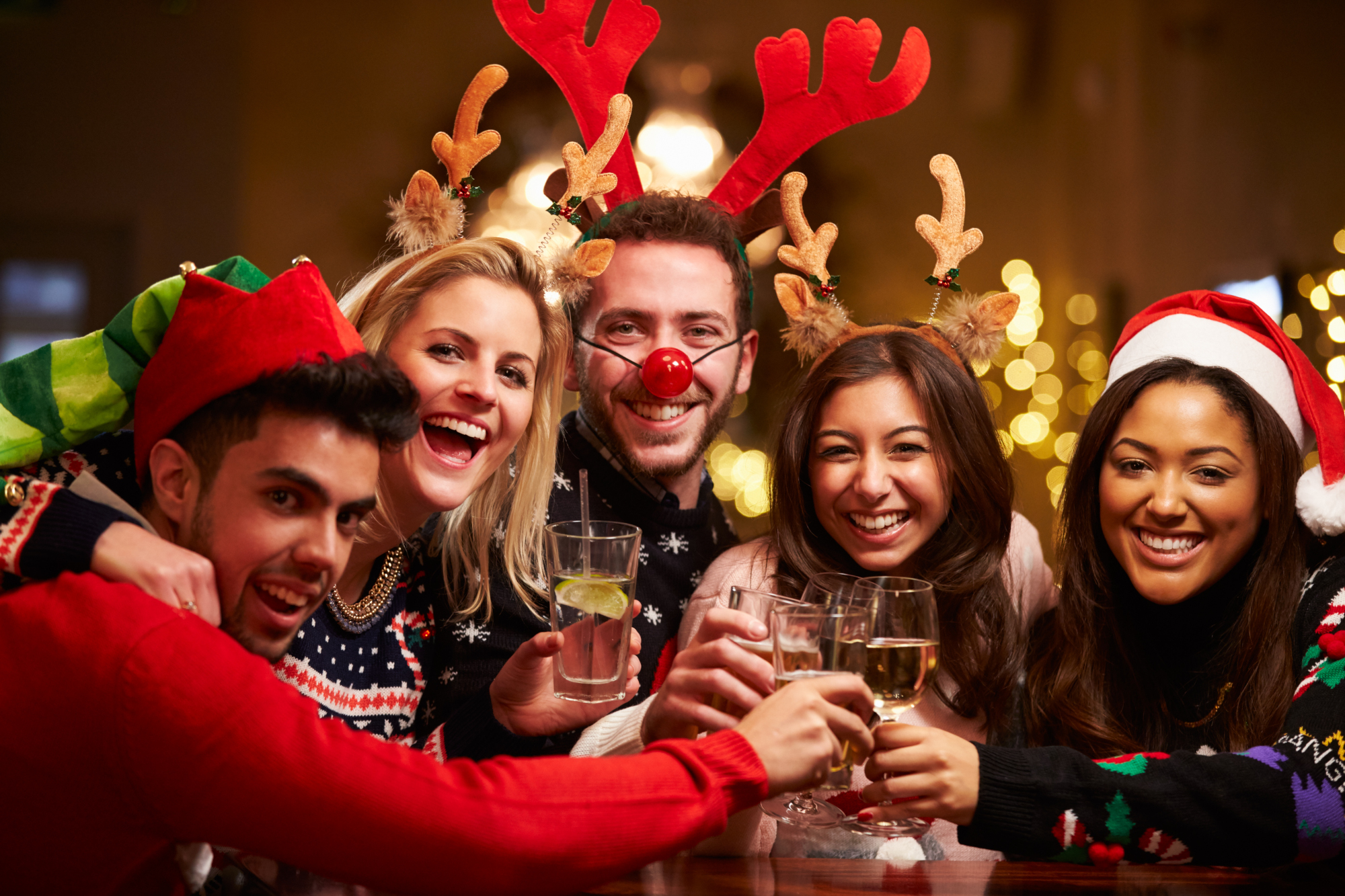 Why Should Every Individual Celebrate Christmas Parties?